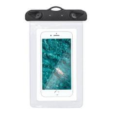 ETUI Univerzální vodotěsné pouzdro na mobil bílé 42751