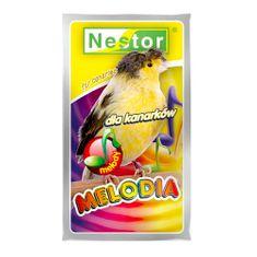 Nestor MELODIA vitamíny na podporu zpívání pro kanáry 20g