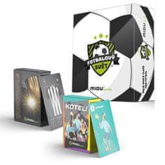 MIDU Games Fotbalový set 3v1