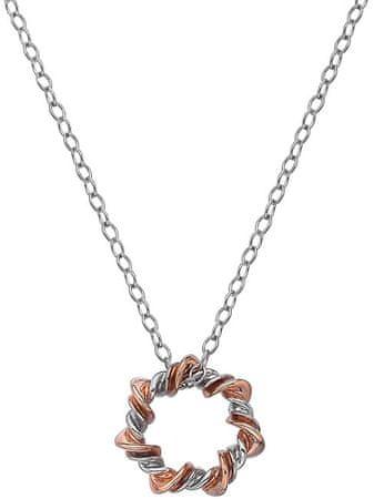 Hot Diamonds Ezüst nyaklánc gyémánttal, DP753 ezüst 925/1000