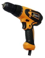 Ripper Elektrická vrtačka / šroubovák s LED, 10mm, 320W RIPPER M80486