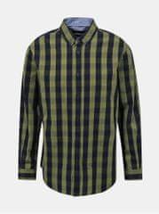 ZOOT modro-zelená pánská kostkovaná košile Richard
