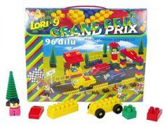 Lori Toys Stavebnica Lori 9 Grand Prix 96ks