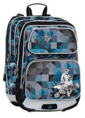 Bagmaster Szkolny plecak Galaxy 7 F