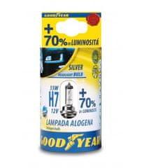 Goodyear žarulja H7, halogena, 12 V, 55 W, +70 %