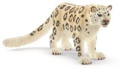 Schleich Leopard sněžný 14838
