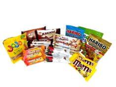 Veľký balíček sladkostí pre celú rodinu