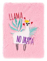 BAAGL notes pluszowy Lama
