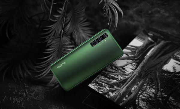 Realme X50 Pro 5G, vysoký výkon, 8 jadier procesora, Snapdragon 865, mobilná sieť 5G, Wi-Fi 6, UFS 3.0, parné chladenie