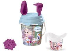 Mondo toys Plastová súprava na piesok Frozen 2 Glitter