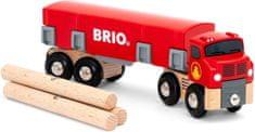 Brio tovornjak iz lesa WORLD 33657