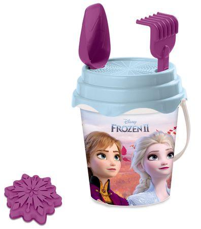 Mondo toys plastični komplet za igro v pesku Frozen 2