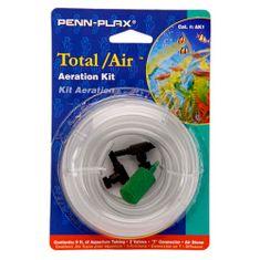PENN PLAX Levegőztető szett Aeration Kit 3m-es cső, szabályozható toldalék
