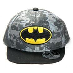 """SETINO Czapka dla chłopców Hip Hop """"Batman"""" - szary"""