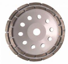 MAR-POL Kotouč brusný diamantový na beton 180mm, 22,2mm, double row MAR-POL M08785