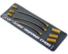 Nash Set na výrobu Montáže Leadcore Gripping Chod Bead Heli Kit
