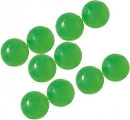 Mantikor Fluo Hard Beads 10 ks 14 mm