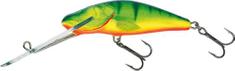 Salmo Wobler Bullhead Super Deep Runner Hot Perch - 6 cm 7 g