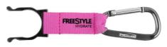 Spro FreeStyle Bottle Clip Ružový