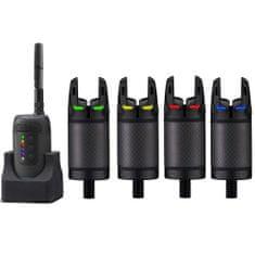 ProLogic Sada signalizátorov K3 Bite Alarm Set 4+1