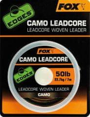 FOX Leadcore Camo 50 lb 22,7 kg