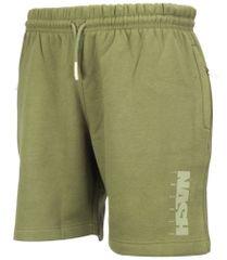 Nash Kraťasy Green Joggers Shorts