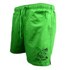 R-SPEKT Kúpacie šortky Carp friend green