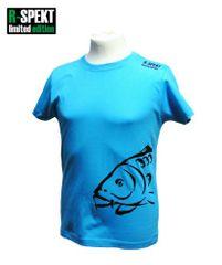 R-SPEKT Detské tričko Carper Kids tyrkysové