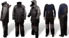 Quantum Zimní Oblek Černá Šedá