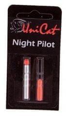 Uni Cat Chemické Svetlo Night Pilot Červená