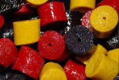 Lk Baits Pelety Fruitberry Ovocné
