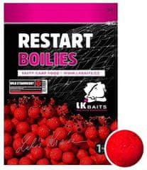 Lk Baits Boilie ReStart Wild Strawberry