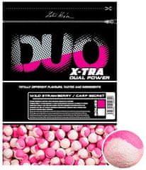 Lk Baits Boilie Duo X-Tra Wild Strawberry/Carp Secret