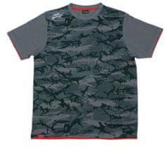 FOX RAGE Tričko Camo T Shirt