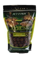 Jet Fish Boilie Legend Range Seafood + Švestka / Česnek
