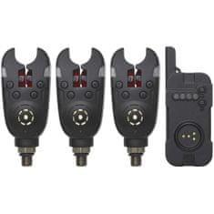 Ron Thompson Sada signalizátorov MC4W Bite Alarm Multicolor 3+1