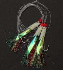 Ron Thompson Návazec 5 Mackrel Gloow Hokkai 100 cm 2/0