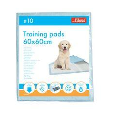 LES FILOUS PET PADS 60x60cm 10ks plienky pre šteňatá