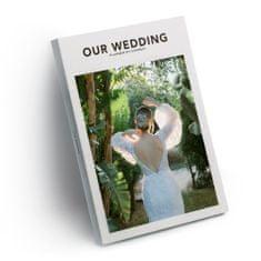 Our Wedding Planner by Everbay - moderní minimalistký svatební plánovač od Everbay, skvělý dárek pro nevěstu (Anglicky)
