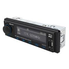 Roadstar Autorádio , RU-695D+BT, USB/SD/MMC a BT, 30 staníc, 12V DC