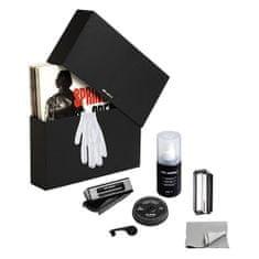 Meliconi 621019 doboz vinil LP lemezekhez és kiegészítőkhöz, 621019 doboz vinil LP lemezekhez és kiegészítőkhöz