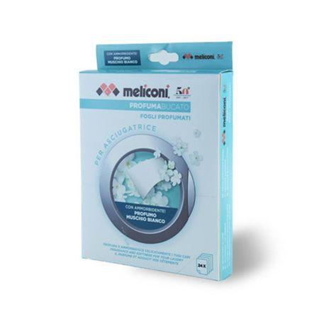 Meliconi 656152 Dišeče prtički za sušenje, 24pcs, Številka zaloge BVZ: 9205114