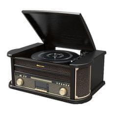 Roadstar Gramofón s CD HIF-1898D + BT, Gramofón s CD HIF-1898D + BT