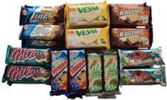 Sedita TOP 7 x 6 oblíbených slovenských sušenek (2058g)