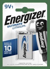 Energizer Bateria litowa 9 V Ultimate LA522