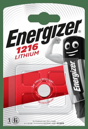 Energizer CR1216 FSB1 lítium érmecellás elem