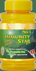 """Starlife IMMUNITY STAR, 60 tab. """"imunita"""""""