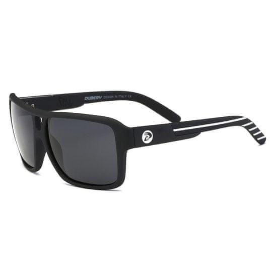 Dubery Redmond 1 slnečné okuliare, Black / Black
