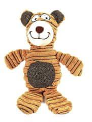 Petproducts Plyšová hračka ve tvaru tygra - 30x20 cm