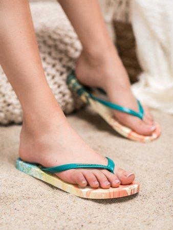 Női papucs 64649 + Nőin zokni Gatta Calzino Strech, többszínű, 38